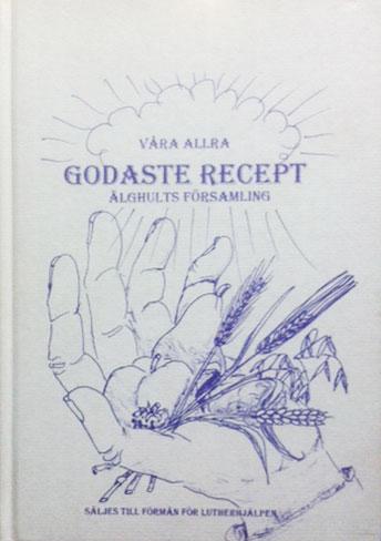 Kok och receptbok från Älghults församling